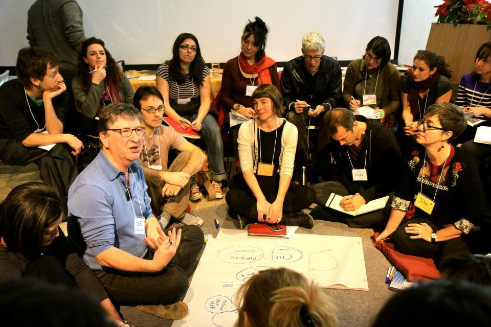 AOH Montreal: The Lost Practice of Apprenticeship