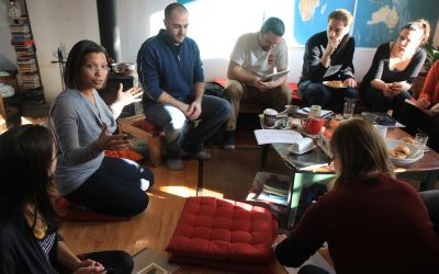 AOH Montreal: Preparing the Field