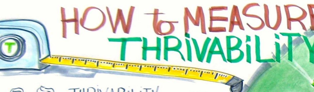 Measuring Thrivability