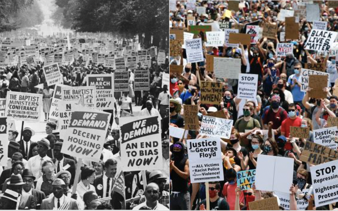 The 1960s and Today: What's Different Now and What's Needed Next