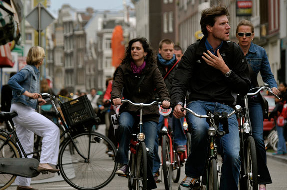 Lessons from Amsterdam