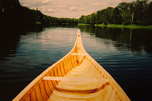 The Third Canoe