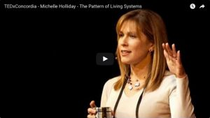 Michelle Holliday | The Pattern of Living Systems (TEDx)